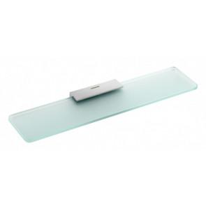 COSMIC accesorio de baño estante vidrio project cromado