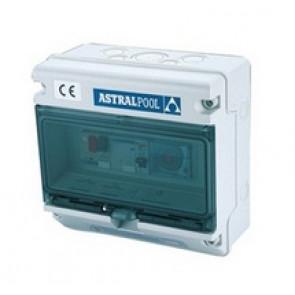 AstralPool cuadro de maniobra para el control y protección de una bomba