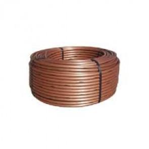 Rollo 50 mts tubería de 16 mm de diámetro con gotero cada 35cm