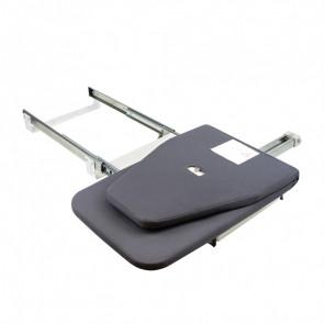 tabla de planchar plegable Iron 180º para mueble. Emuca -