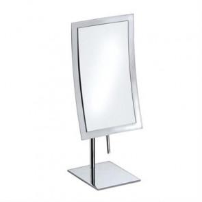 Espejo de aumento encimera Pomd'or 40 cm cromo