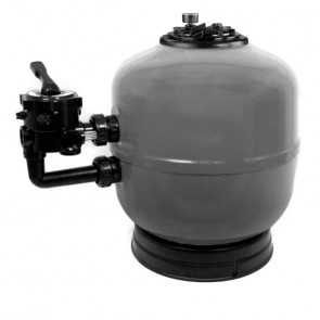Filtro para piscina Astral alta calidad con válvula selectora