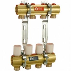 Colector pre montado termostatizable Giacomini R553D