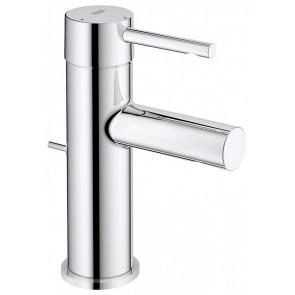 Grifo lavabo Grohe Essence silkmove vaciador automáitico