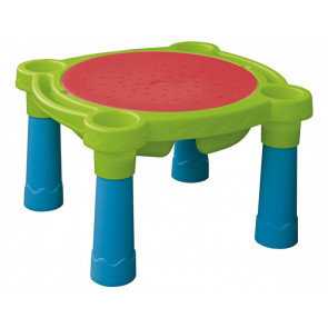 Mesa de juego de arena y agua Plouf Plouf 73x66x44 cm.