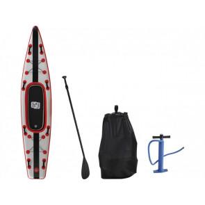 Paddle Sup wave K1 - 365 x 76 x 15 cm - Rojo