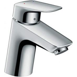 Grifo de lavabo Hansgrohe Logis 70 sin vaciador cromo