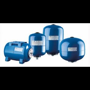 Hasa depósitos de membrana recambiable para agua sanitaria HASABOX de 5 a 50 litros