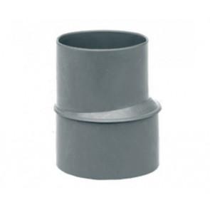 Ampliación excéntrica desagüe M-H diámetro 110-90mm