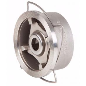 Válvula de retención inox disco tipo wafer Genebre