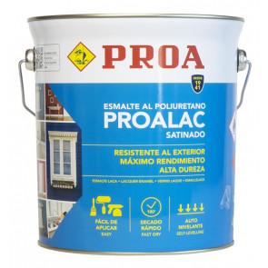 Esmalte Laca Proalac 4l Azul Eléctrico RAL 5010