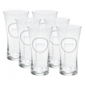 Juego 6 vasos de agua Grohe Blue (0,25 lit)