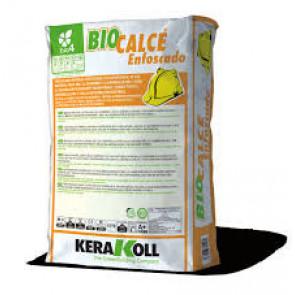 Mortero Enfoscado o revoque Kerakoll Biocalce 25kg