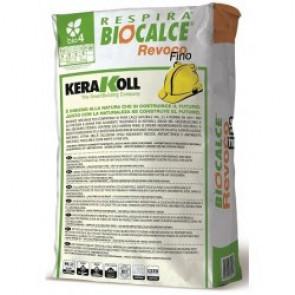 Mortero Kerakoll Biocalce Revoco Fino 25kg