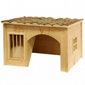 Kerbl Casa para roedores Nature 43x34,5x27 cm 82759