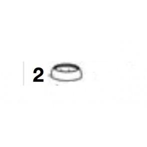 Kit caperuzas D44 lavabo (recambio nº