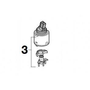 Kit cartucho R-33 thesis (recambio nº