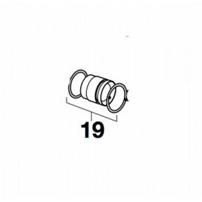 Kit enlace núcleos y juntas termostáticas