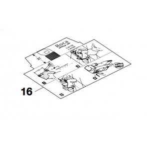 Kit plantilla montaje batería baño/ducha thesis