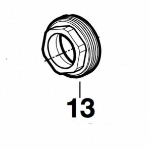 Kit tuerca columna victoria/loft (recambio nº