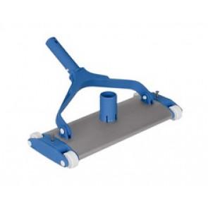 Limpiafondos manual alumunio extrusionado fijación palomillas 350 mm con. 1 1/2'' Astralpool