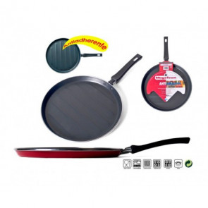 Asador grill sfumato rosso 28 cm