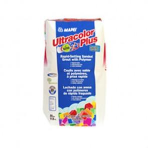 Mortero especial juntas Mapei Ultracolor Plus blanco luna 5kg