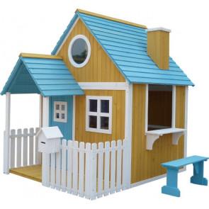 Casita Infantil de madera modelo Olden Masgames