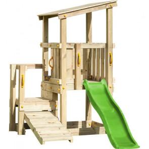 Parque Infantil de madera  modelo Mini Cascade M Masgames