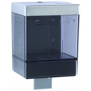 Dosificador de jabón de superficie pulsador 1,2L jabón liquido Mediclinics