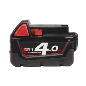 Red Lithium-Ion 18v - 4,0 Ah