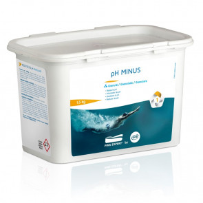 Minorador de pH granulado 1,5 kg Gre