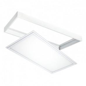 Panel 24W 60x30cm blanco IP44 Sulion