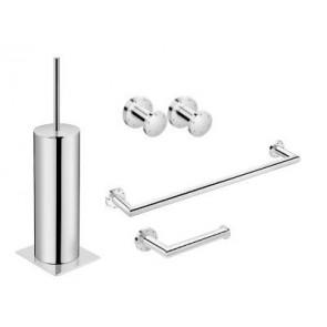 Pack accesorios de baño Pom D'or Kubic