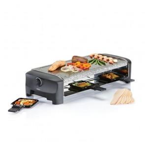 PRINCESS 162830 Raclette máquina 8 personas - Negro