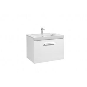 Mueble de baño Roca Prisma 1 Cajón Blanco
