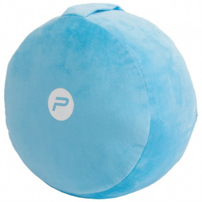 Pure2Improve Cojín de meditación de yoga azul