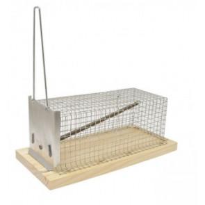 Ratonera de madera/metal 21 cm 677 c 21