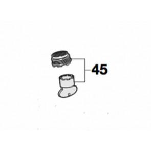 Kit aireador M24 límite 8L/min cache+llave