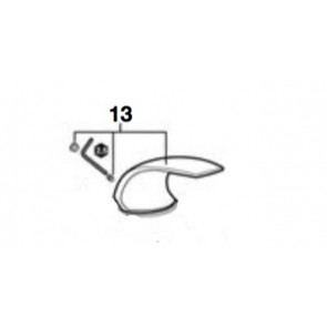Kit maneta lavabo/baño/ducha m2-n (recambio nº