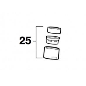 Kit aireador M22 clase A targa