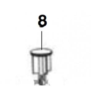 Kit tapón desagüe automático loft/ l-20