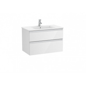 Mueble de 2 cajones con lavabo central 800x460 The Gap Roca