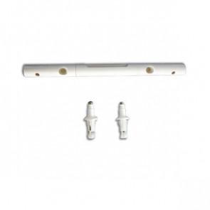 Bisagras acetálicas extraibles para asientos de inodoro Dama Retro (I0005800R)