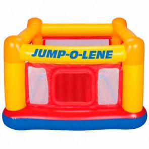 Saltador hinchable Jump-o-Lene 174x112 cm Intex 48260NP