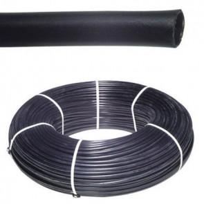Tubo goteo  2ª  13,6 x 16 mm. rollo   50 metros. sección 2.4 mm.