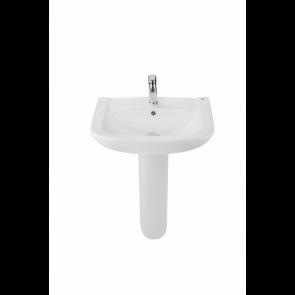 Pedestal cerámico para lavabo Teka Nexos