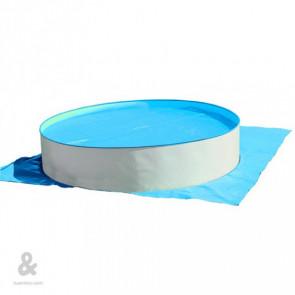 Tapiz de suelo Toi piscina redonda