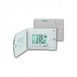 Termostato inalámbrico programable semanal Siemens REV24RF/SET