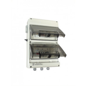 Cuadro electrico Premium - Potencia 3000 Watt - H40 x 25,6 x 14 cm Ubbink